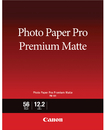 Фотобумага Canon Photo Paper Pro Premium Matte PM-101 A3, 20л, матовая